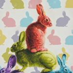 Bunny Pyramid by Andrew Denman