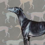Greyhound by Andrew Denman