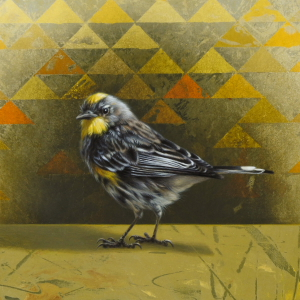 Warbler by Andrew Denman