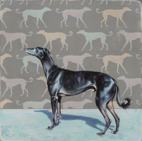 Greyhound by Andrew Denman
