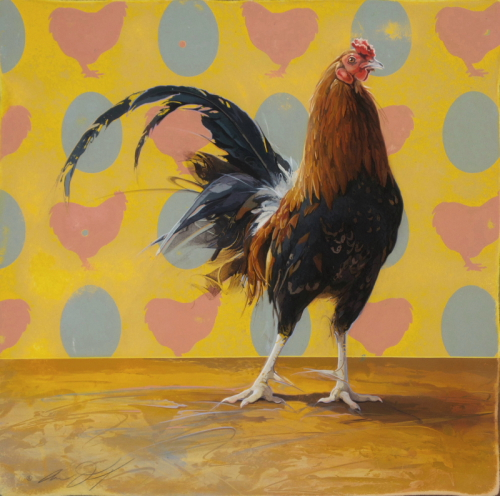 Rooster by Andrew Denman