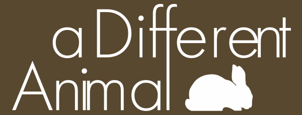 A Different Animal Logo by Andrew Denman